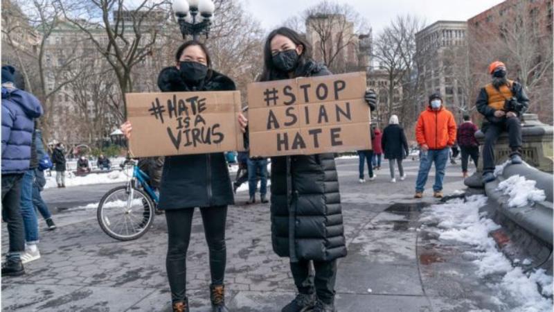 Xenofobia y discriminación contra los asiáticos a causa del COVID-19