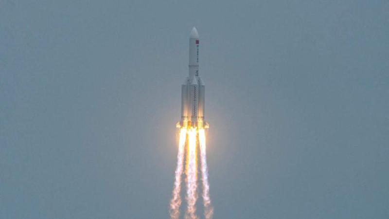 Estados Unidos no podrá destruir el cohete chino perdido