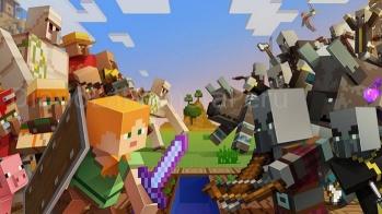 Minecraft Recibirá Una Actualización En Consolas