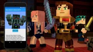 Maicraf Story Mode Para Android De Oferta