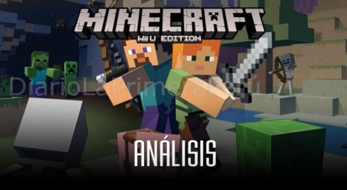 Análisis De Minecraft Para Wii U