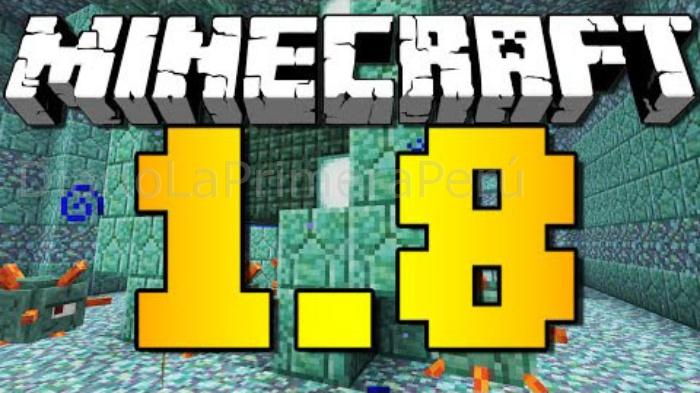 ¿cómo Descargar Y Jugar Minecraft 1.8 última Versión?