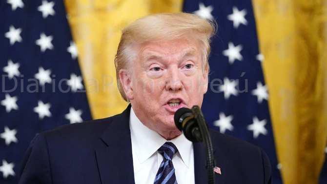 Trump Anuncia Ayuda De 1.000 Millones De Dólares Para Reforzar Las Pruebas De Covid-19 En Todo El País