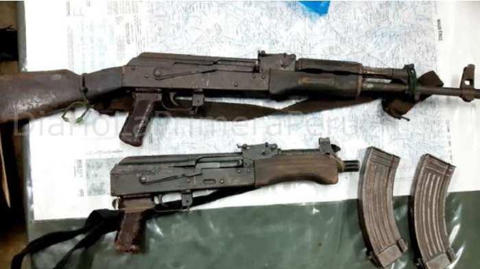 Capturan A Tres Posibles Narcoterroristas En Ayacucho