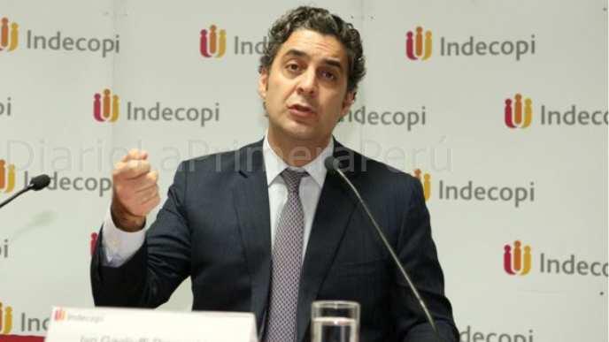 Ivo Gagliuffi Renunció A Indecopi