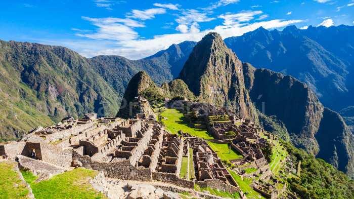 Machu Picchu Recibirá A Los Turistas A Partir Del 1 De Julio