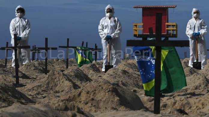 Brasil Se Acerca Al Millón De Infectados Por Coronavirus