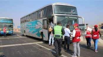 Perú: Se Aprobará El Transporte Terrestre Y Aéreo En Los Departamentos No Focalizados