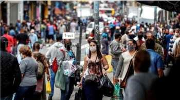Brasil Rebasa Los 57 000 Muertes Y 1,3 Millones Confirmados Por Coronavirus