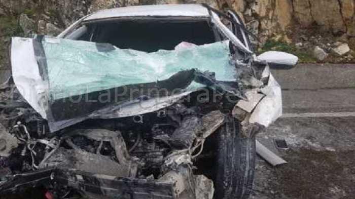 Lamentable: Agentes Del Inpe Fallecieron En Choque En La Panamericana Sur