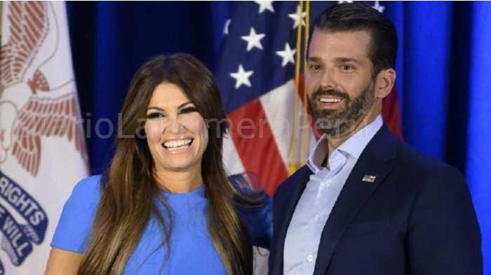 Novia De Donald Trump Jr. Dio Positivo Al Nuevo Coronavirus