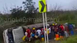Colombia: Explosión De Cisterna Deja 7 Muertos Y Decenas De Heridos