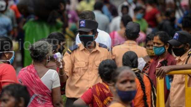 India Lleva Un Nuevo Récord Con Más De 52 000 Casos De Covid-19 En Las últimas 24 Horas